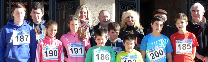Carrera infantil STOP ACCIDENTES